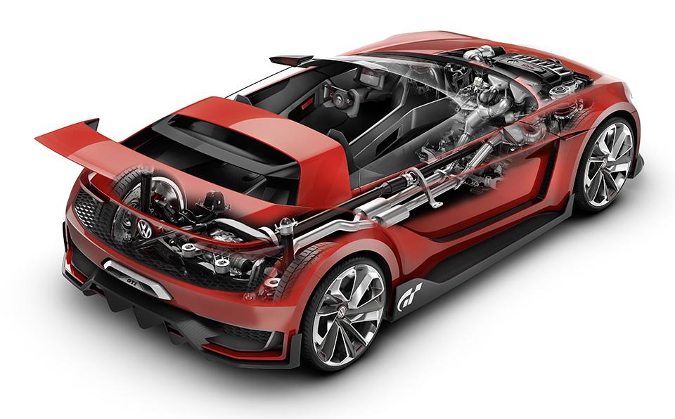 Volkswagen GTI Roadster – Vision Gran Turismo 6