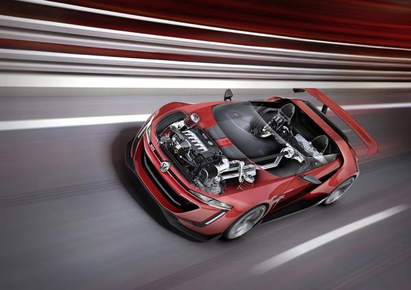 Volkswagen GTI Roadster - Vision Gran Turismo 7