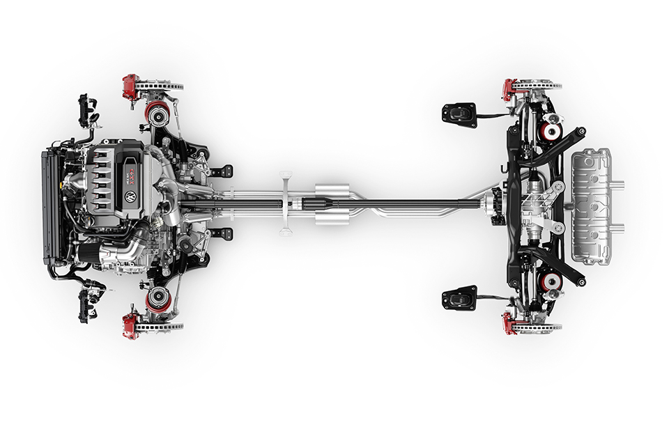 Volkswagen GTI Roadster – Vision Gran Turismo 8
