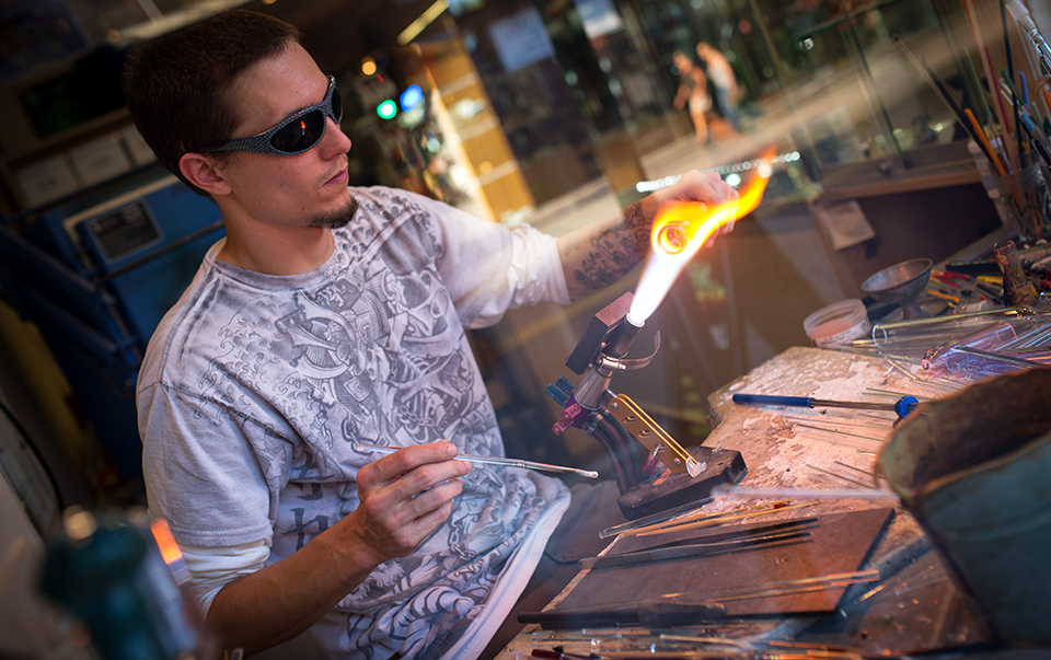 Ybor-City-Cigar-Capitol—Glass-Artist