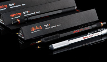rOtring 800+ Pencil Stylus Hybrid for Tomorrow's Illustrators