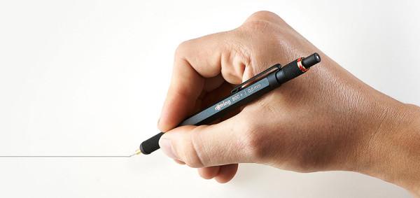 rOtring 800+ Pencil Stylus Hybrid 6 600x283 rOtring 800+ Pencil Stylus Hybrid for Tomorrows Illustrators