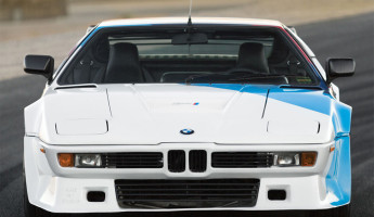 1980 BMW M1 AHG Studie 3