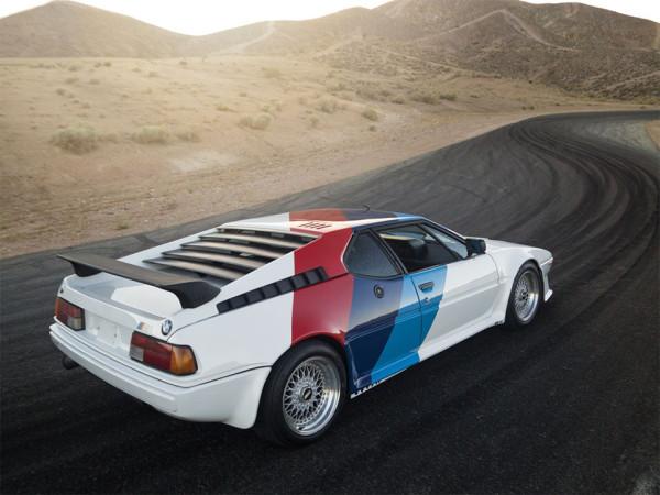 1980 BMW M1 AHG Studie 5 600x450 1980 BMW M1 AHG Studie