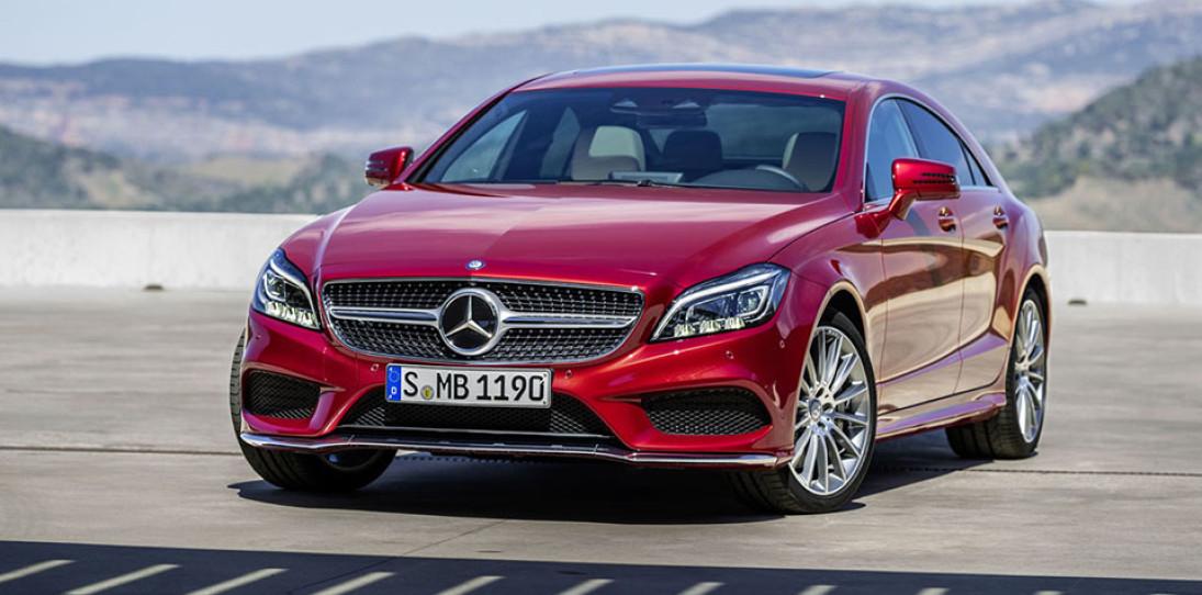 2015 Mercedes-Benz CLS 1