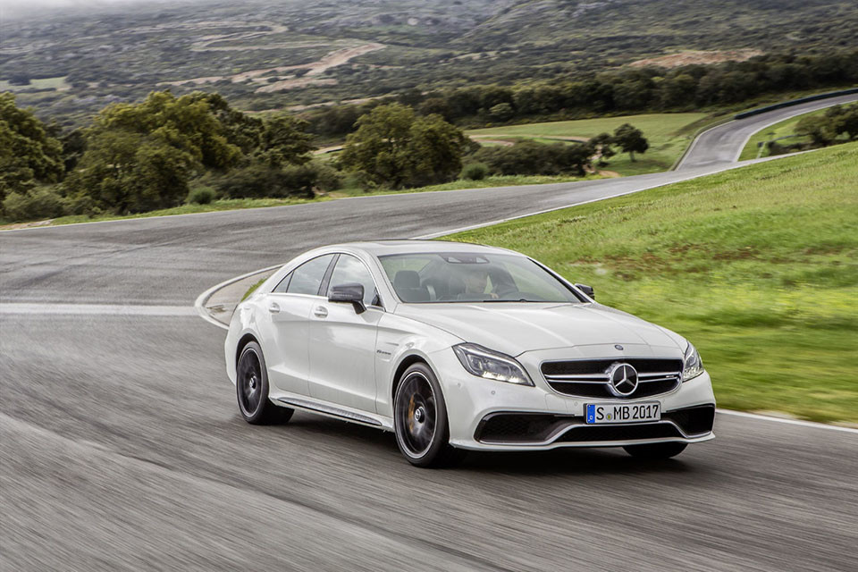 2015 Mercedes-Benz CLS 3