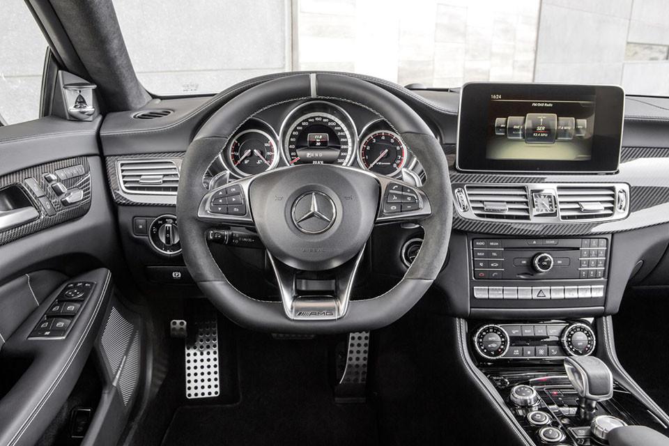2015 Mercedes-Benz CLS 7