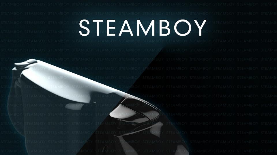 Steamboy Handheld Steam Machine