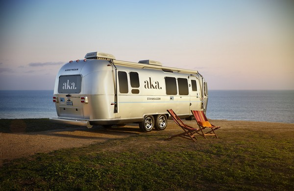 AKA Mobile Suite Boutique Hotel Airstream 2 600x390 AKA Mobile Suite is a Boutique Hotel Room To Go