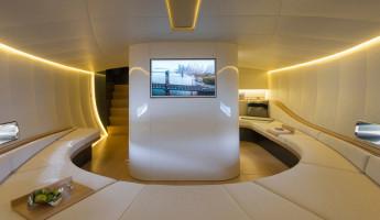 Alen 68 Yacht interior