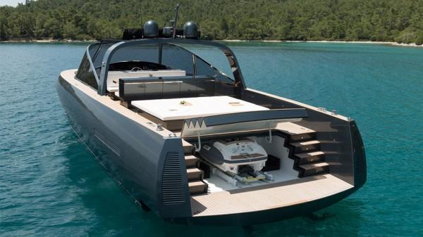 Alen 68 Yacht 5 600x337 Alen 68 Yacht has the Heart of a Sportboat