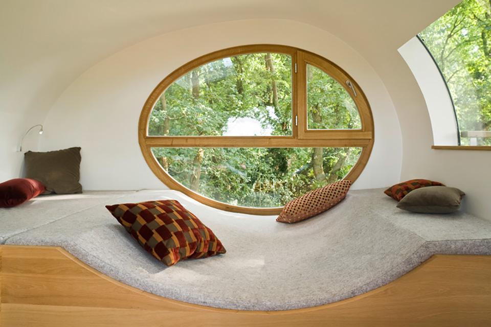 Baumraum Treehouse Djuren 3