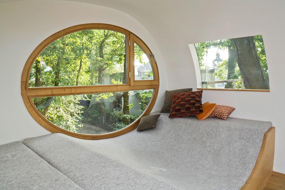 Baumraum Treehouse Djuren 4