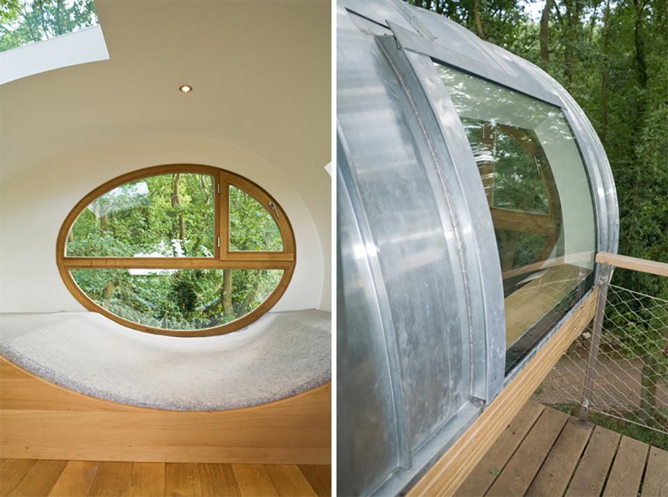 Baumraum Treehouse Djuren 5