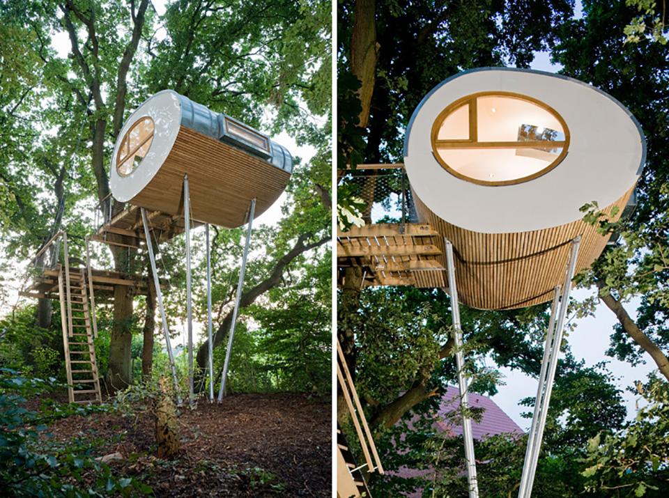 Baumraum Treehouse Djuren 6