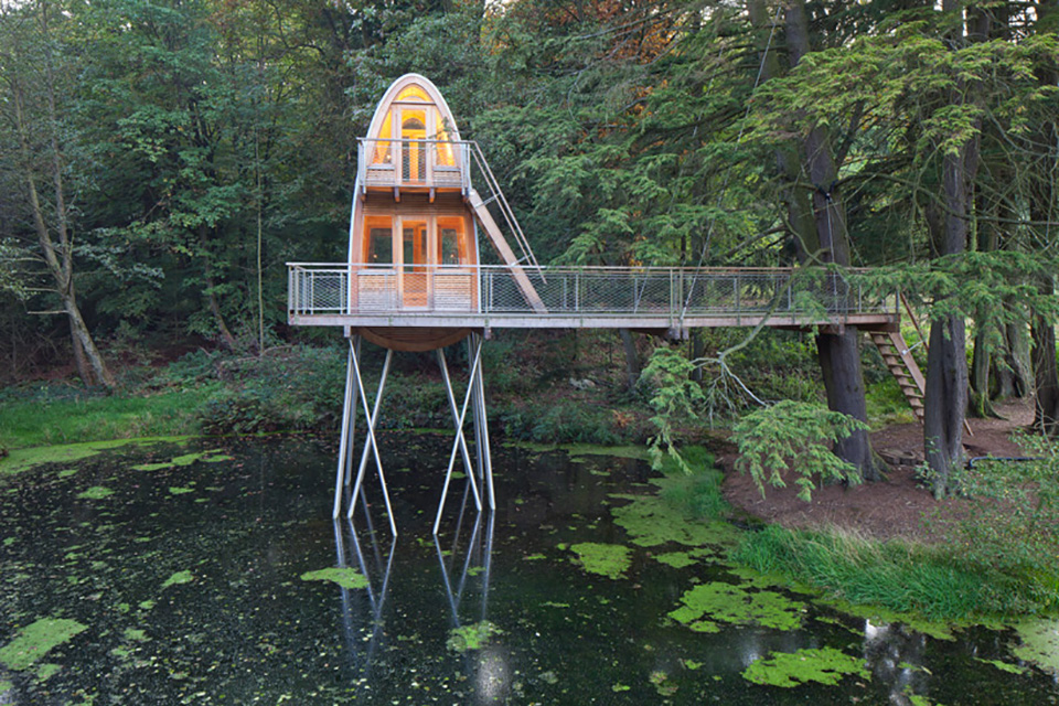Baumraum Treehouse Solling 1