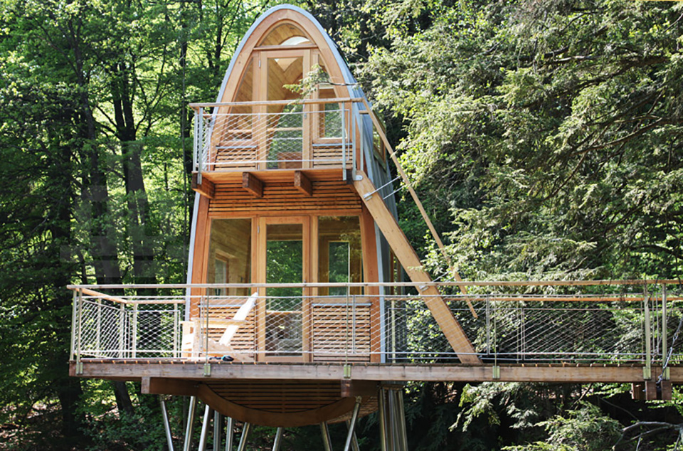 Baumraum Treehouse Solling 2