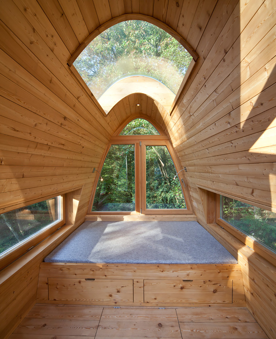 Baumraum Treehouse Solling 4
