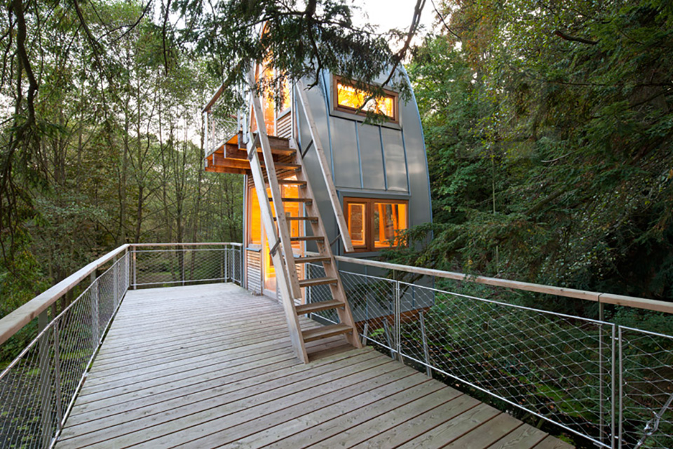 Baumraum Treehouse Solling 5