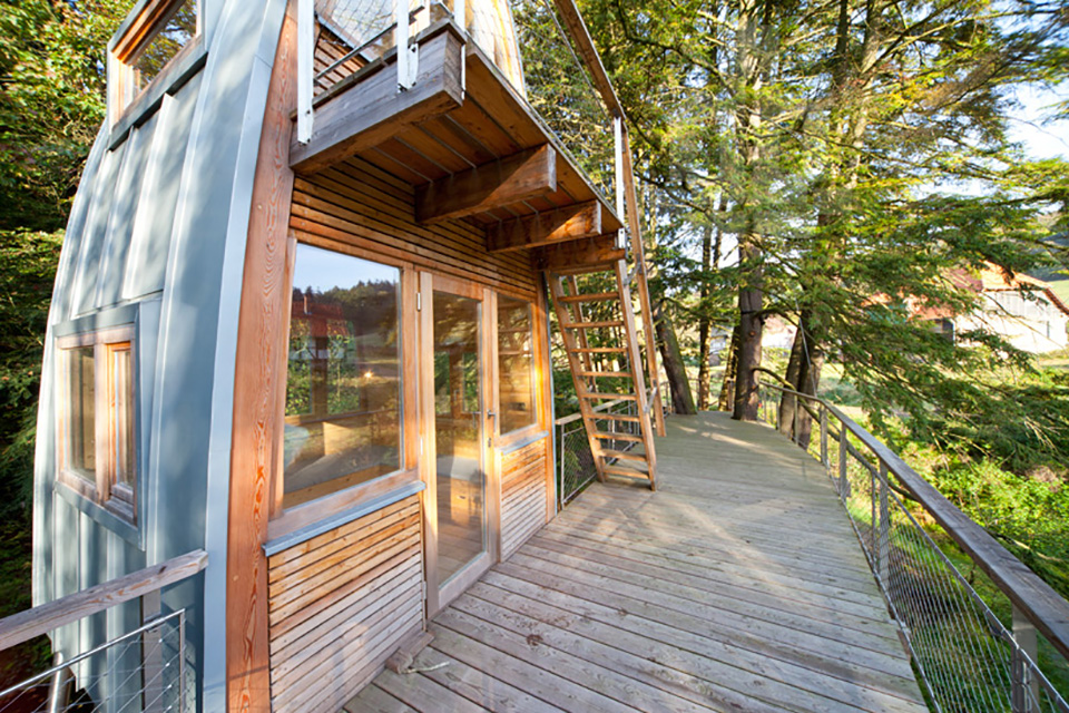 Baumraum Treehouse Solling 6
