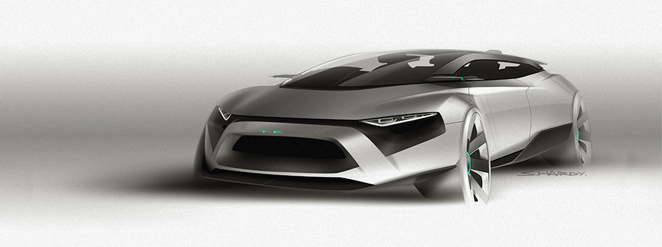 Dreamcar 2020: Turning 10 Trends in Design into the Car of The Future