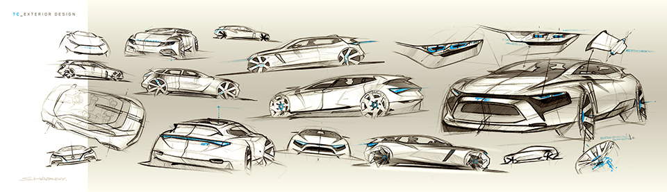 Car-of-the-Future—TC-Link—Exterior