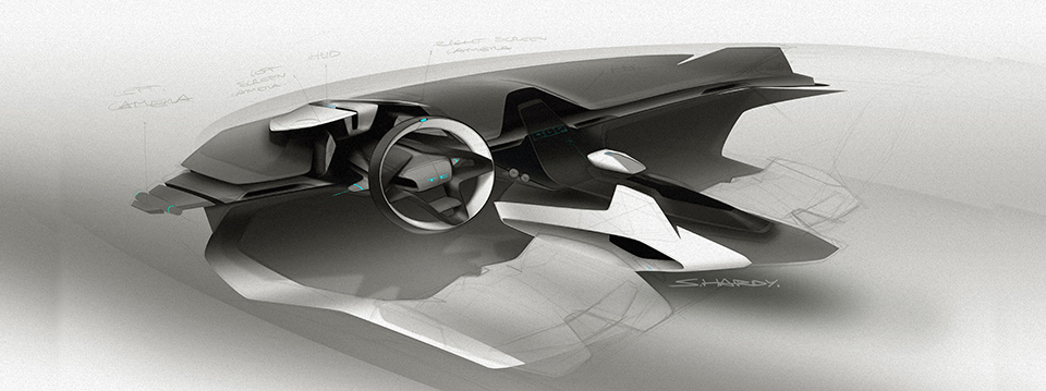 Car of the Future - Interior Technology