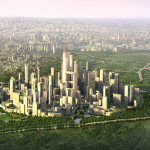 Futuristic Cities: Tianfu - China's Great Car Free City