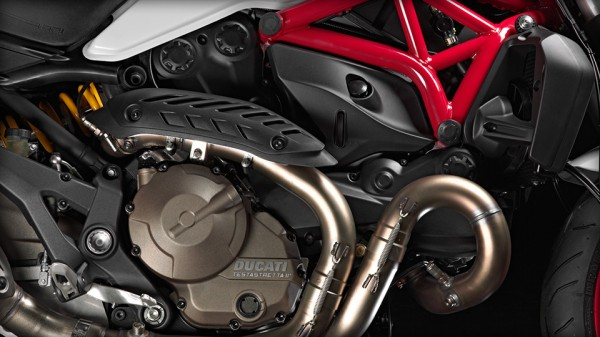 Ducati Monster 821 Motorcycle 2