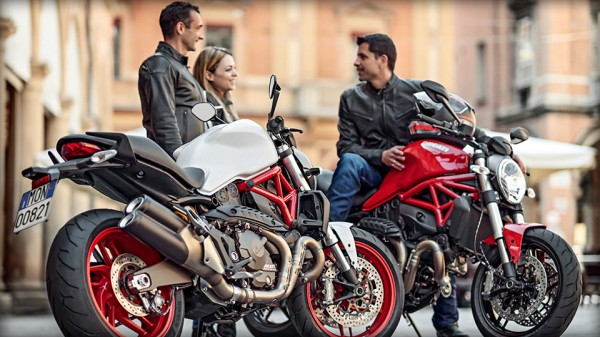 Ducati Monster 821 Motorcycle 5 600x337 Ducati Monster 821 Motorcycle: a New Lightweight Powerhouse
