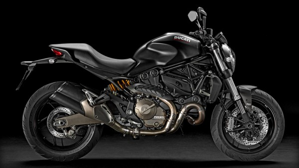 Ducati Monster 821 Motorcycle 7 600x337 Ducati Monster 821 Motorcycle: a New Lightweight Powerhouse