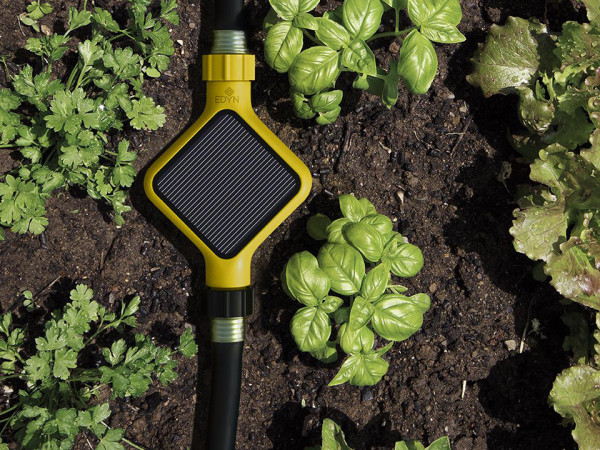 Edyn Smart Garden 2 600x450 Edyn Smart Garden: the Solar Powered Garden of the Future