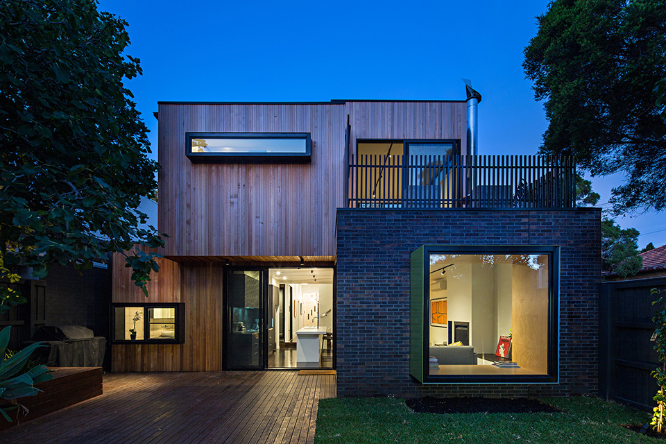 Elwood House by Robert Nichol and Sons 1