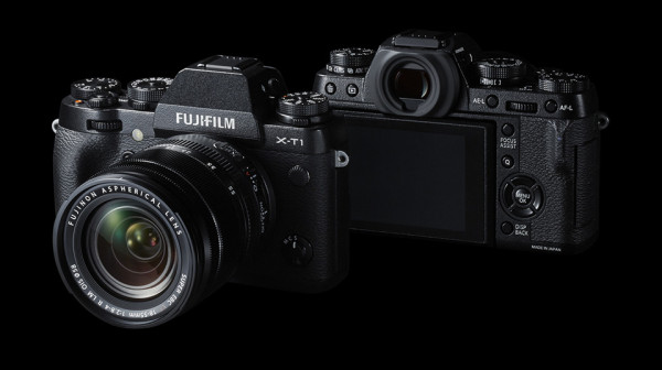 Fathers Day Gift Guide 2014 Fujifilm-X-T1-Mirrorless-IL-Camera-1