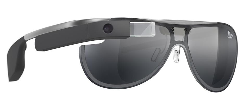 Google Glass – DVF Made for Glass 1