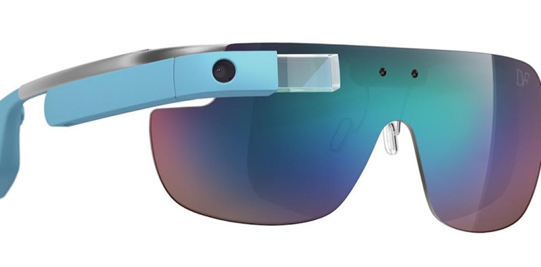 Google Glass DVF: Made for Glass 3
