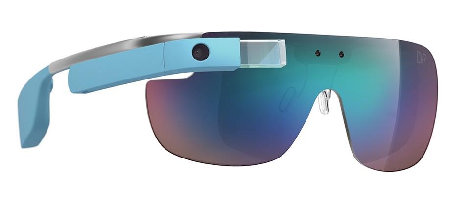 Google Glass – DVF Made for Glass 2