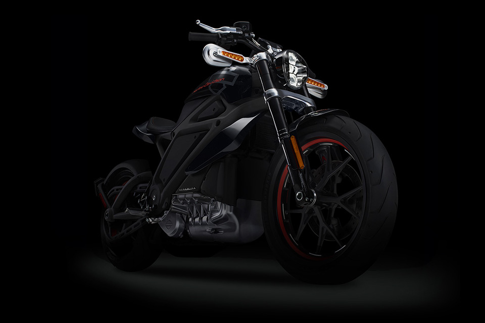 Harley Davidson Livewire Electric Motorcycle 1