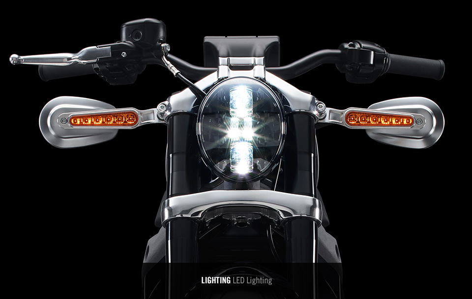 Harley Davidson Livewire Electric Motorcycle 12