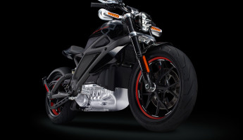 Harley Davidson Livewire Electric Motorcycle main