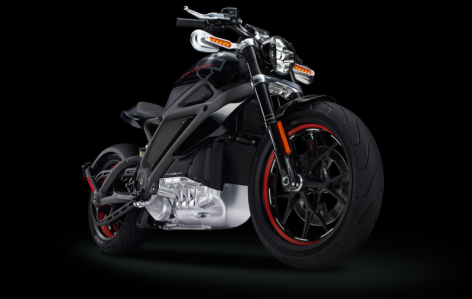 Harley Davidson Livewire Electric Motorcycle 5