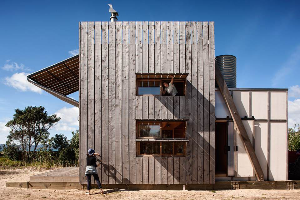 Hut on Sleds by Crosson Clarke Carnachan Architects 1