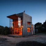 Contemporary Cabins - Hut on Sleds by Crosson Clarke Carnachan Architects 2