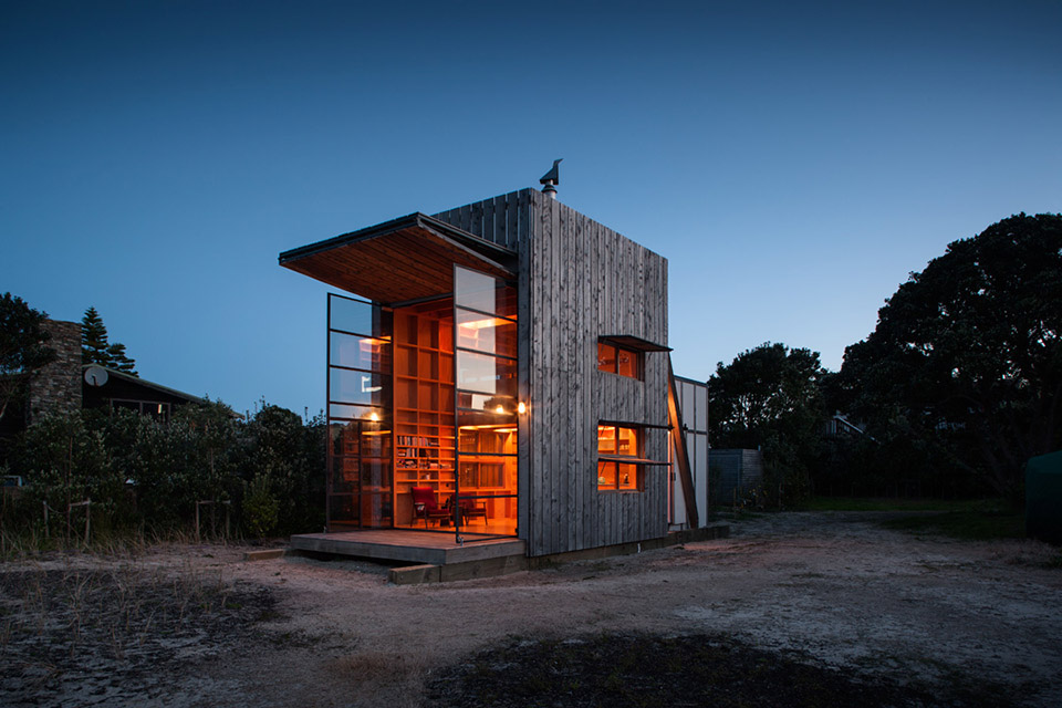 Hut on Sleds by Crosson Clarke Carnachan Architects 3