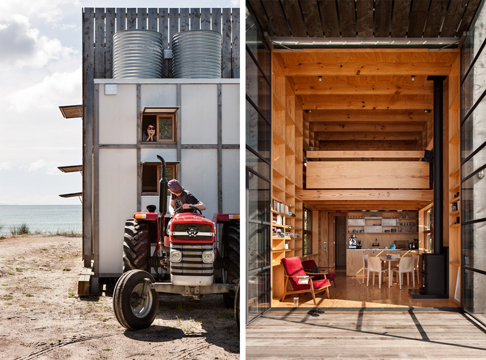 Hut on Sleds by Crosson Clarke Carnachan Architects 5