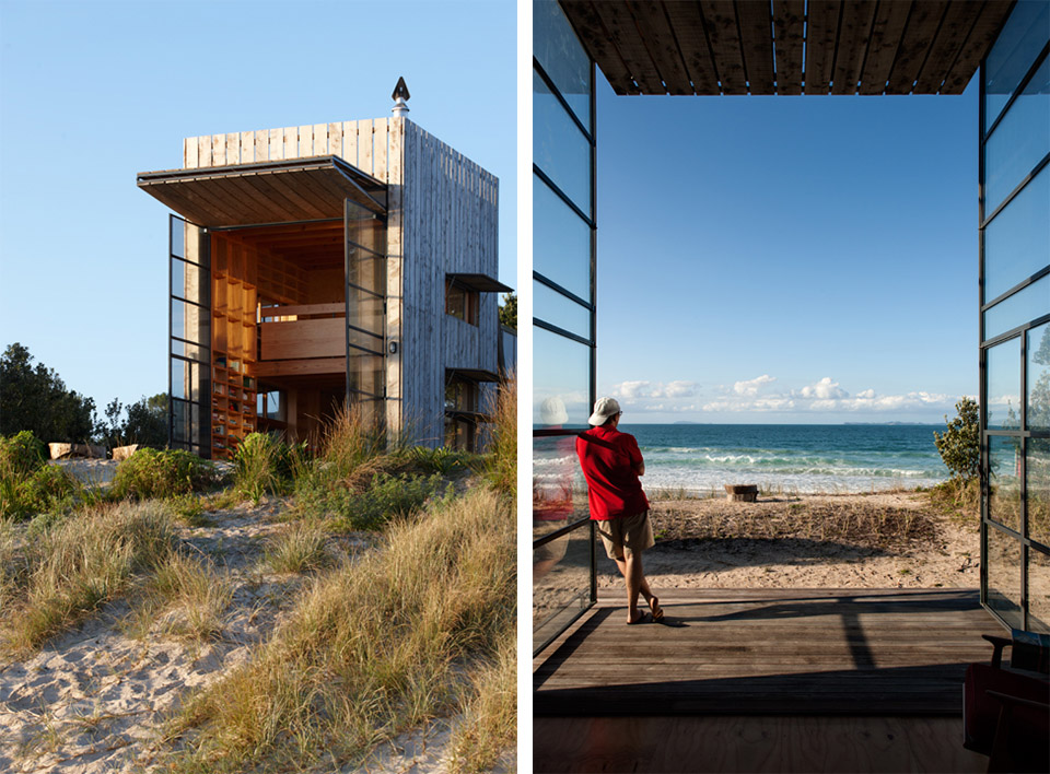 Hut on Sleds by Crosson Clarke Carnachan Architects 6