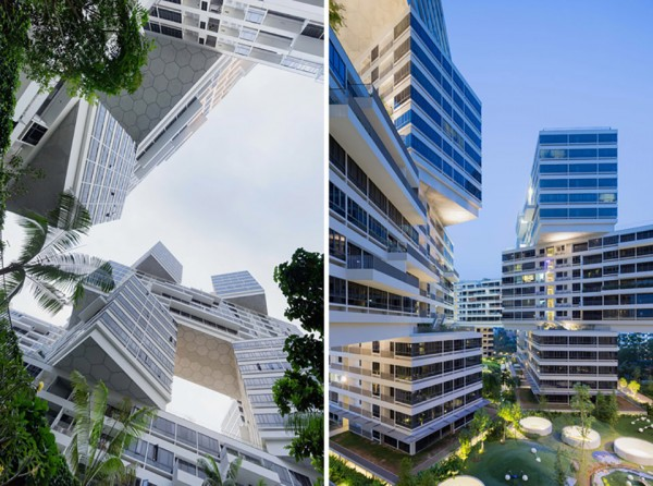 Interlace by OMA Iwan Baan 5 600x446 OMA Interlace Building is Worlds Finest Urban Habitat