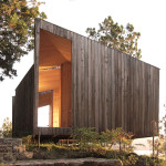 Contemporary Cabins - Lakefront Sauna by Panorama Arquitectos 6