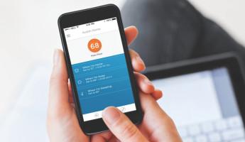 Lyric Smartphone App 345x200 Honeywell Lyric Lets You Control Your Home Environment Anywhere