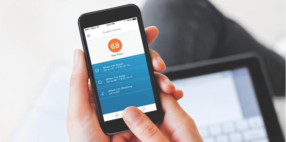 Lyric Smartphone App